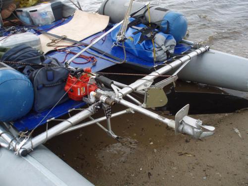 электропривод на лодку своими руками